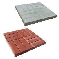 Тротуарная плитка «12 кирпичей»