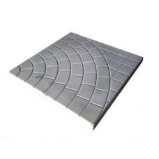 Тротуарная плитка паутинка 300х300х30 мм
