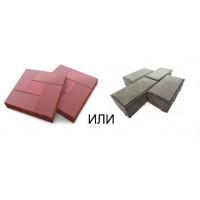 Тротуарная плитка: вибропрессованная или вибролитая