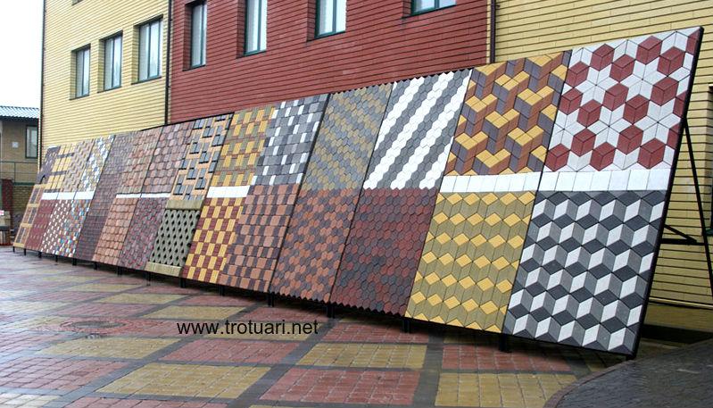 Тротуарная плитка от производителя - фото